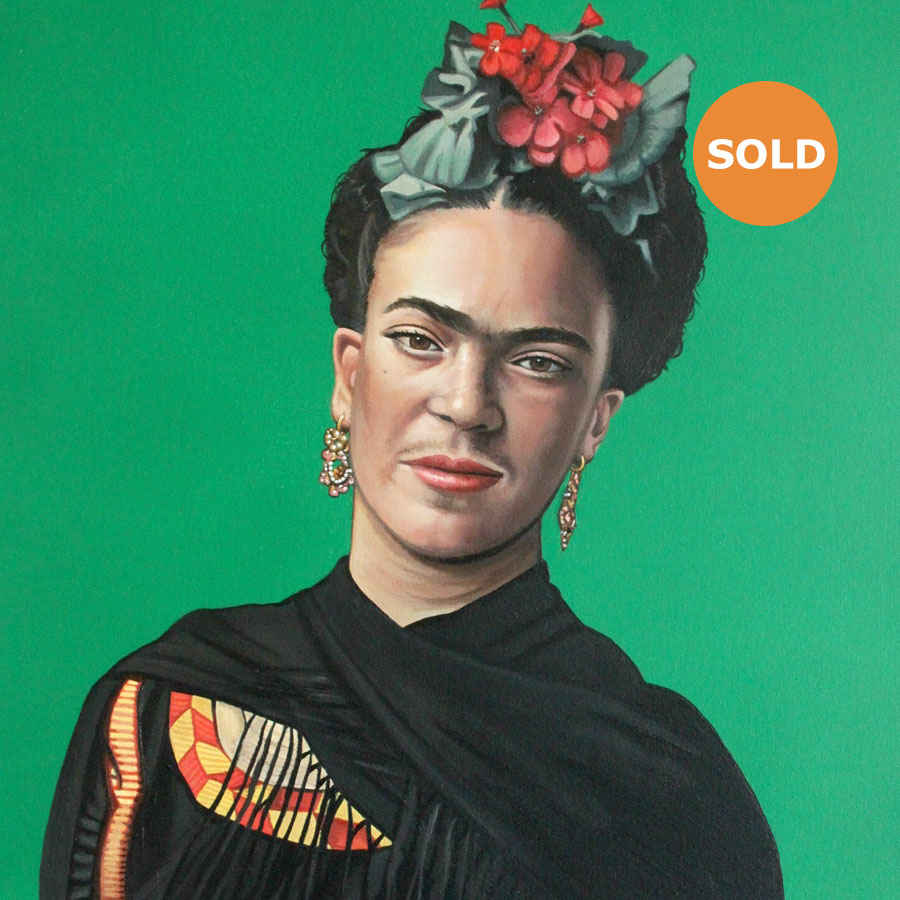 Frida SOLD
