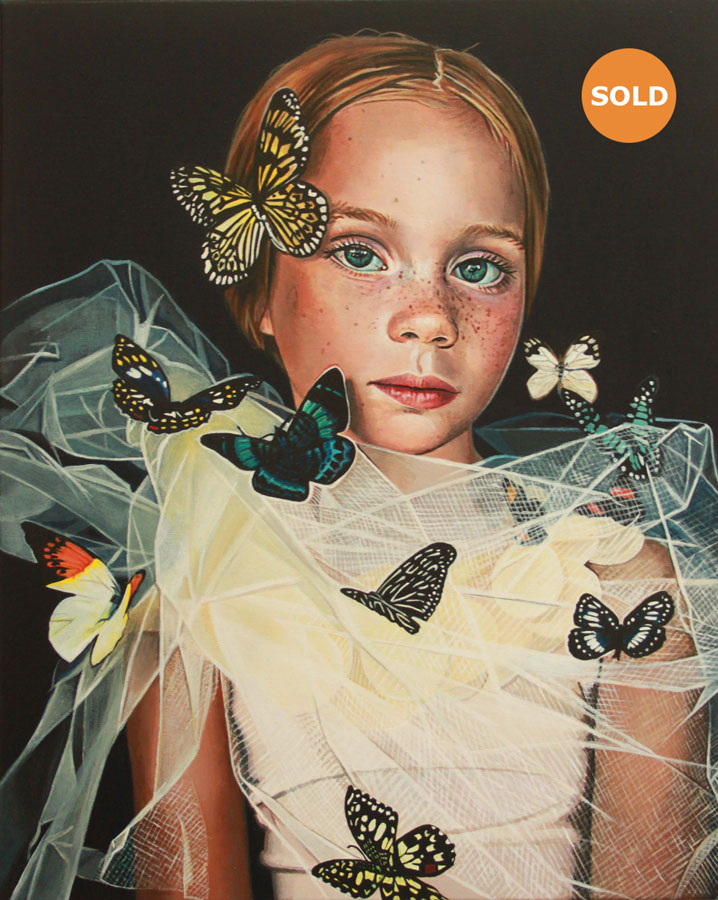 Le Petit Papillon LG SOLD