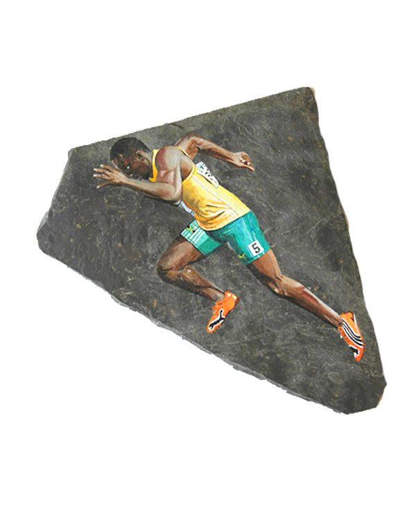 Bolt Strikes Again